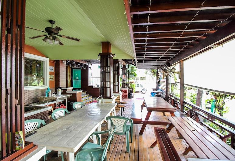 OYO 280 Thai Garden Resort, Μπανγκόκ, Λόμπι