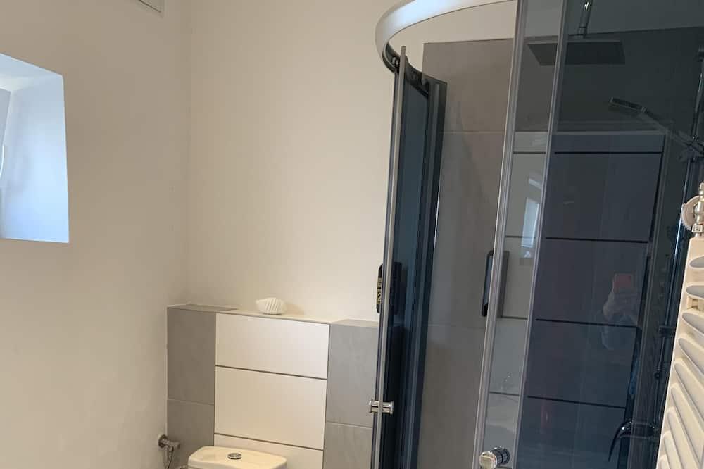 Apartment, Private Bathroom, Courtyard View (JuniorSuite (2P)) - Bilik mandi
