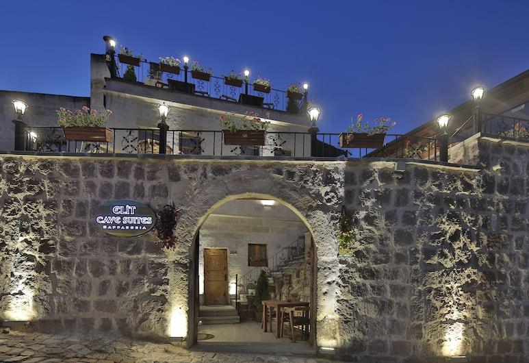 Elit Cave Suites, Nevsehir, Hotel Front