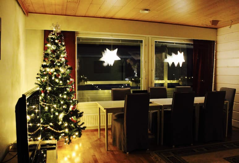 Guesthouse Arctic Heart, Rovaniemi, Lobby Lounge