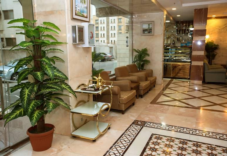 Qsr Al Basmah Furnished Units, Jedda, Lobby
