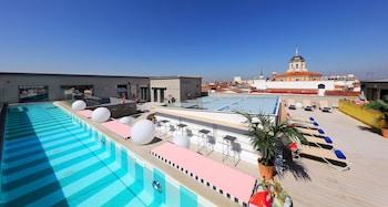 Sista minuten-erbjudanden på hotell i Madrid