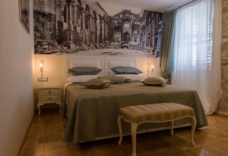 Gothic Palace - Heritage, Split, Rom – superior, 1 kingsize-seng, Rom