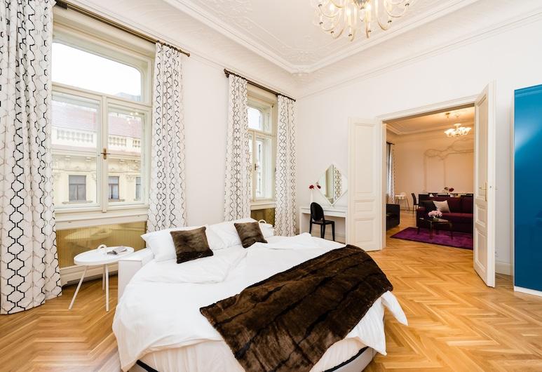 帝國出租大中央公寓飯店, 布拉格, 公寓, 3 間臥室, 客房