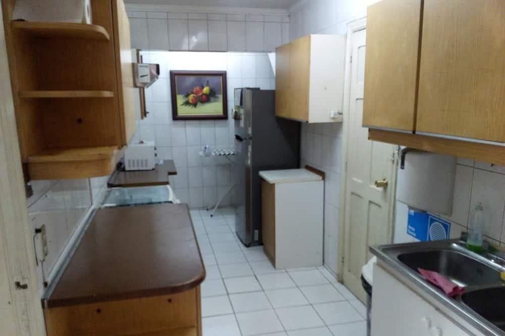 標準雙人房, 1 張標準雙人床, 共用浴室 - 共用廚房