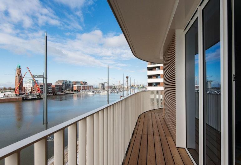 THE LIBERTY Hotel Bremerhaven, Bremerhaven, Terrasse/Patio
