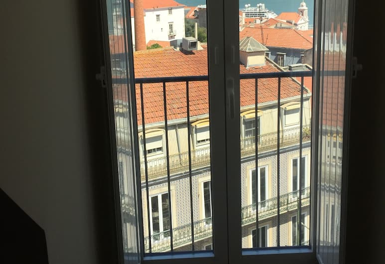 Dalma Old Town Suites, Lisbon, Apartment, 2 Bedrooms, View from room