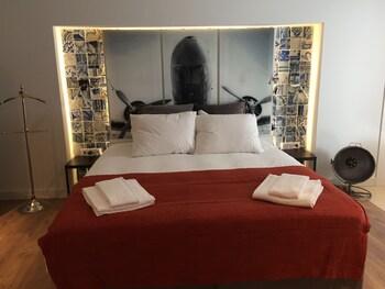 Lizbona — zdjęcie hotelu Dalma Old Town Suites