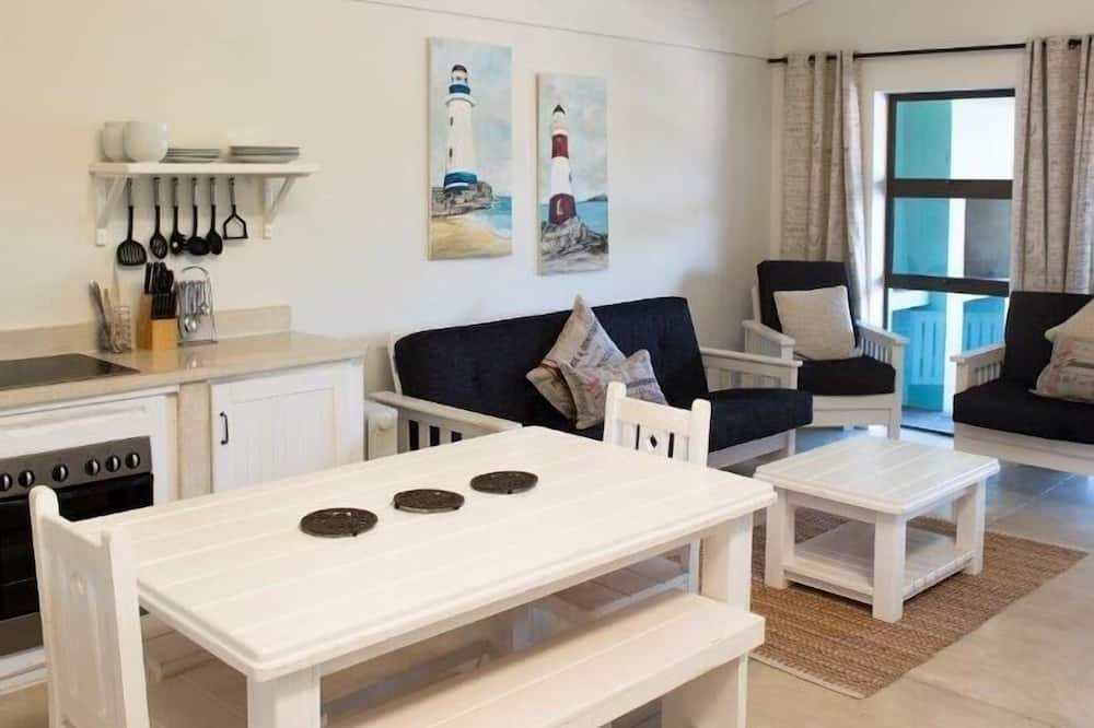 Self-catering Unit A - Living Area