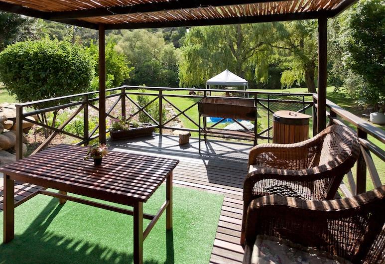 Cango Retreat, Oudtshoorn, Cabin 7 (Relax), Balcony