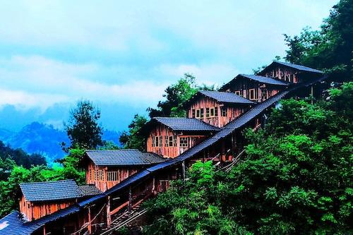 風居住的森林民宿/