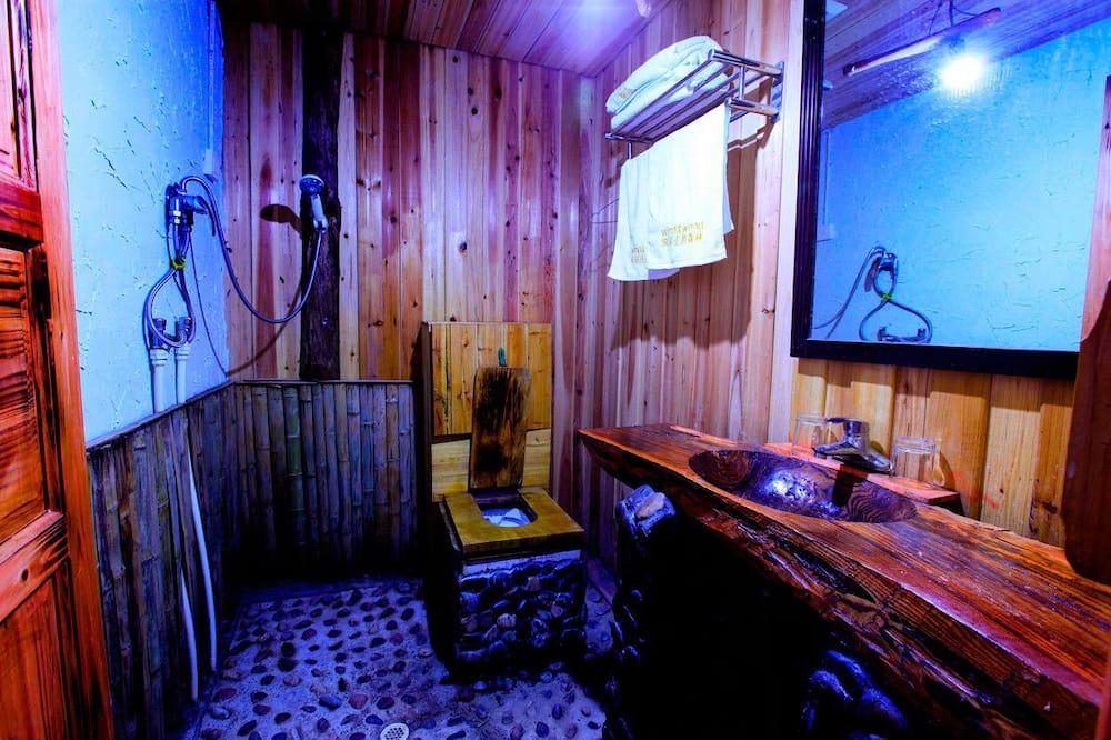 Signature Twin Room, 1 Bedroom, Valley View, Mountainside - Bathroom