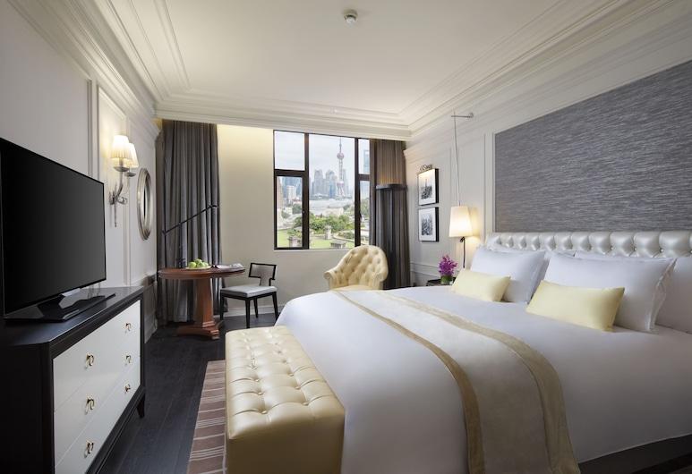 Golden Tulip Bund New Asia, Shanghai, Deluxe Room, 1 King Bed, Guest Room