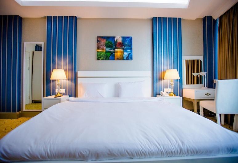 سومجايت بلازا هوتل, سومقاييت , غرفة مزدوجة عادية, غرفة نزلاء
