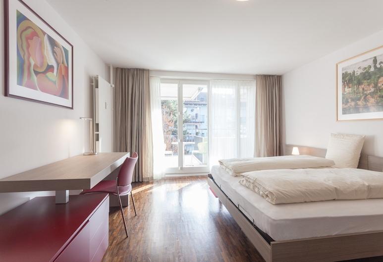 에마 하우스 서비스드 아파트먼츠 지펠트, 취리히, 슈피리어 아파트, 침실 2개, 객실