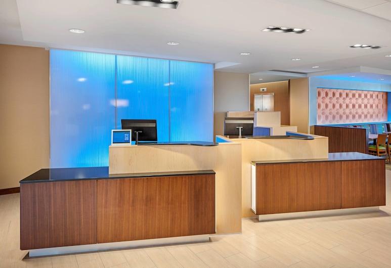 Fairfield Inn & Suites by Marriott North Bergen, North Bergen, Anddyri