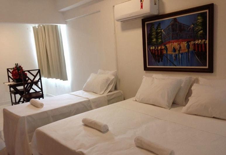 Hotel do Cabo, João Pessoa, Camera tripla, Camera