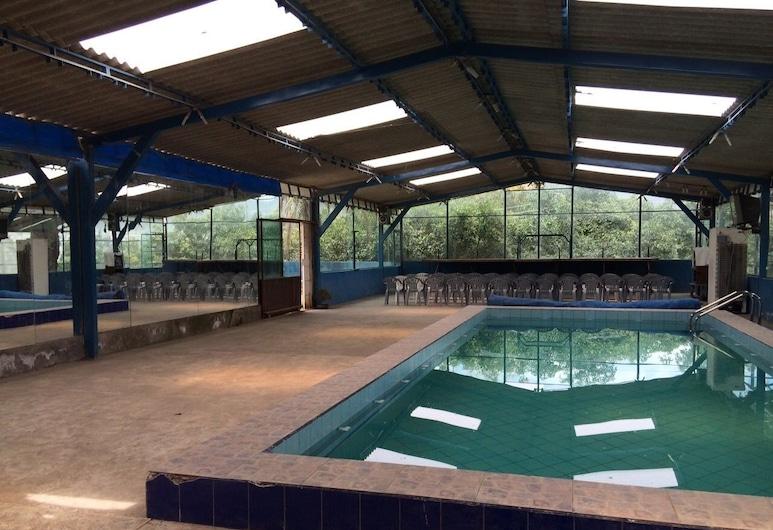 Hostal Davinci Mitad del Mundo, Σαν Αντόνιο ντε Πιτσίντσα, Εσωτερική πισίνα