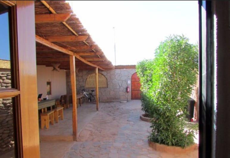 Hostal Desert, San Pedro de Atacama, Terrasse/veranda