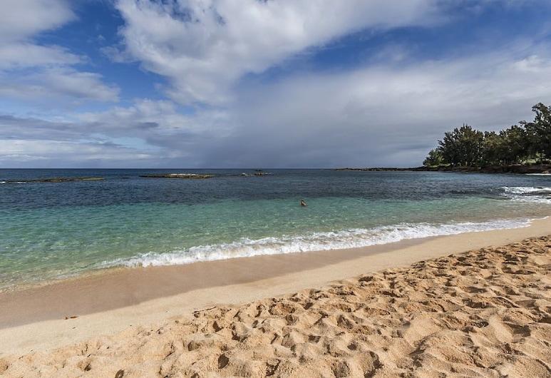 Hawaiian Paradise With a Modern Renovation at Turtle Bay, Kahuku, Beach
