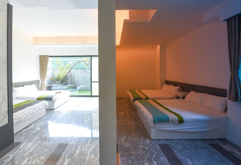 SUN-LIGHT-B&B, Đài Nam, Phòng dành cho gia đình, Phòng khách