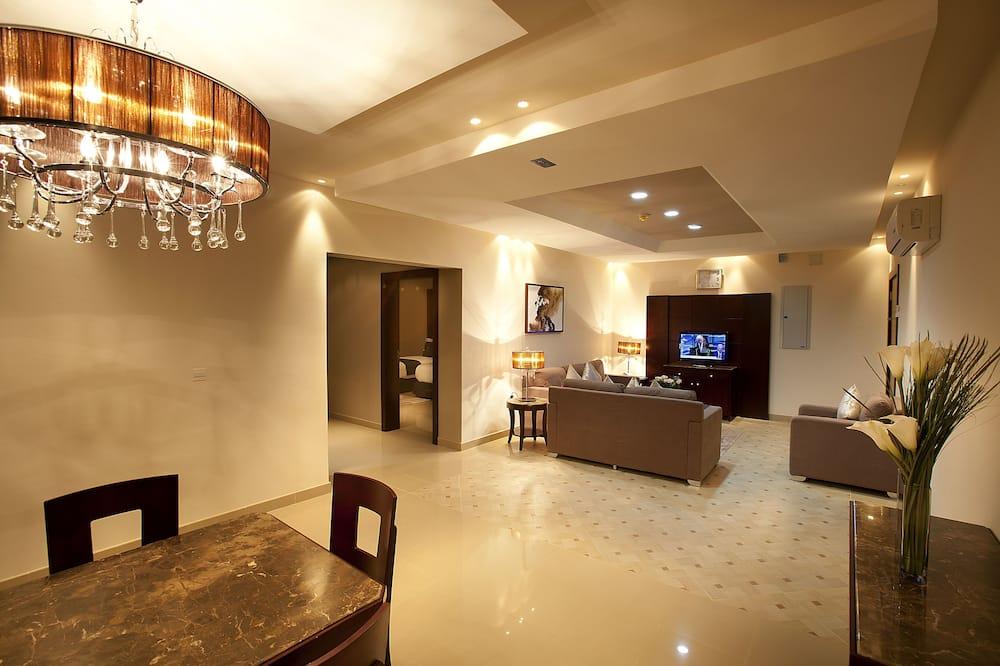 Two-Bedroom Suite - Vardagsrum