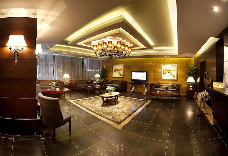 Intour Qurtoba Hotel Suites, Rijadas, Poilsio zona vestibiulyje