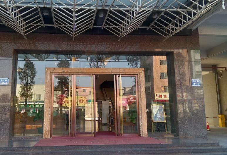 HuaFang Hotel FoShan, Foshan, Hoteleingang