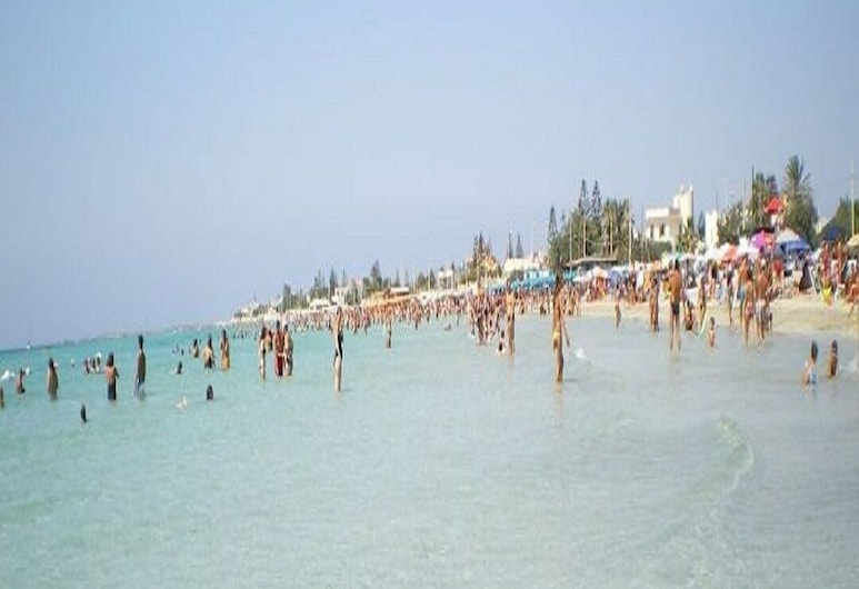 THE Best Holiday Three Minutes From THE Sea!, Mazara del Vallo, الشاطئ