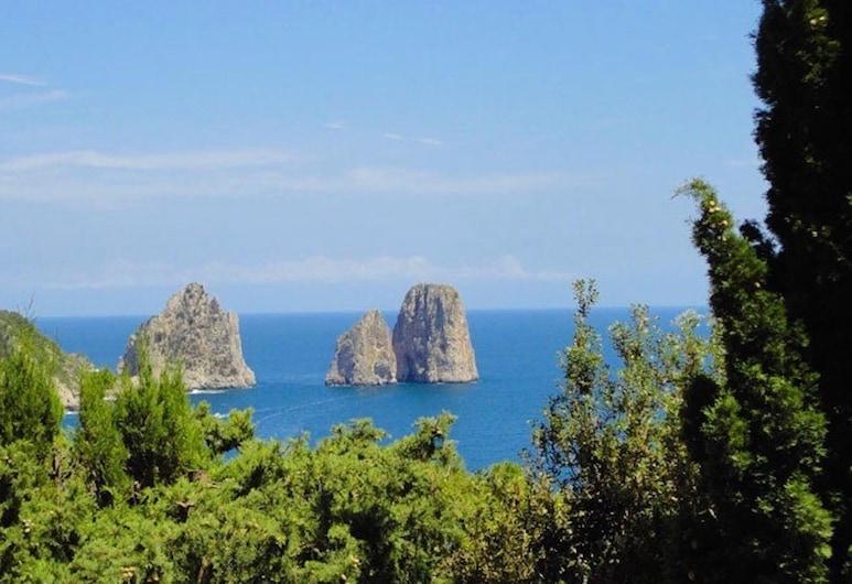 "Luxury ""villa Capri"" With Panoramic View, Capri"
