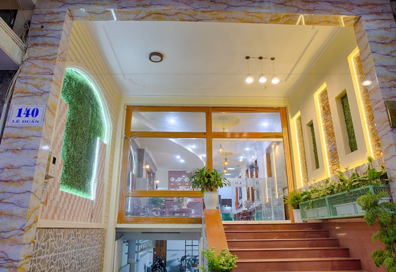 Vien Dong Hotel, Danangas, Prieangis