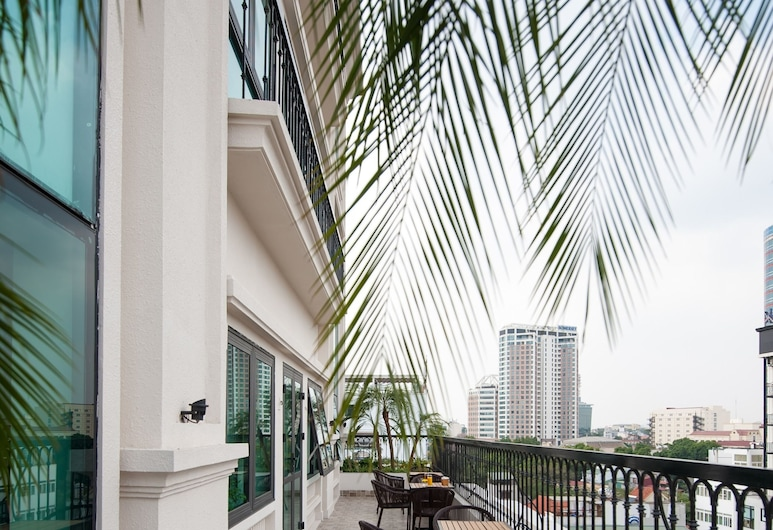 Hotel Kuretakeso Tho Nhuom 84, Hanoi, Terrace/Patio
