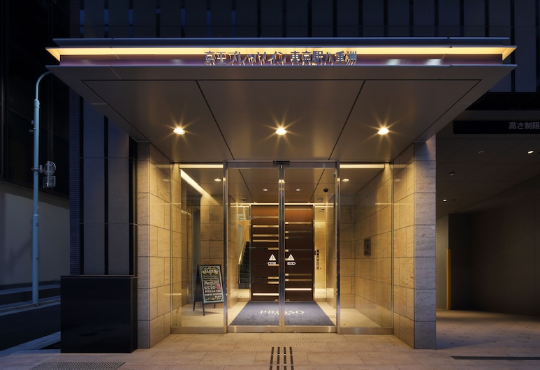 京王プレッソイン東京駅八重洲, 中央区, ホテル エントランス