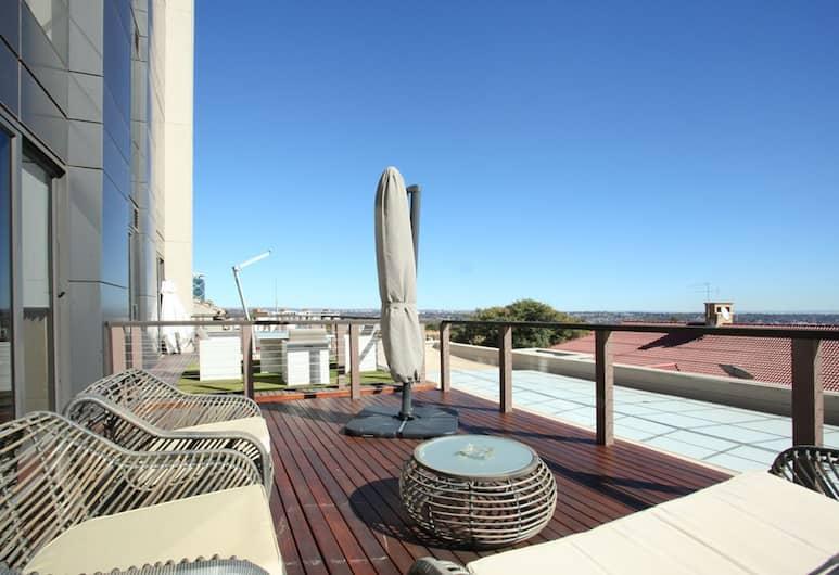 Sandton Skye Apartment - 616, Sandton, Apartment, 2 Bedrooms, Terrace/Patio
