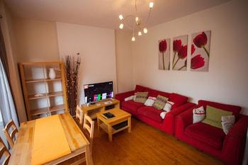 Naktsmītnes Glasgow Scotstoun Apartments attēls vietā Glāzgova