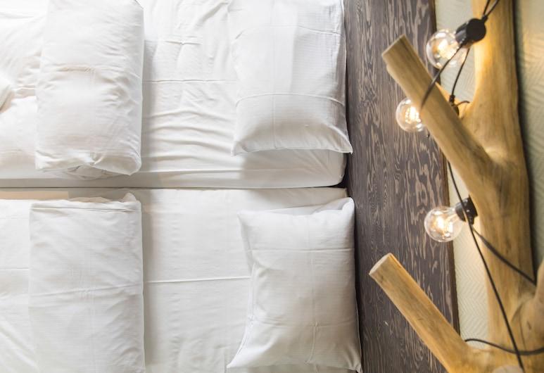 Trysil Hotell, Trysil, Dobbeltværelse med dobbeltseng eller 2 enkeltsenge - 2 enkeltsenge, Værelse