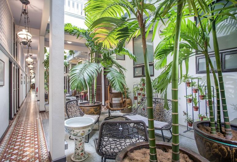 Areca Hotel Penang, Džordž Taunas