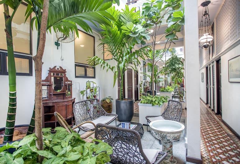 Areca Hotel Penang, Τζορτζ Τάουν, Αίθριο/βεράντα