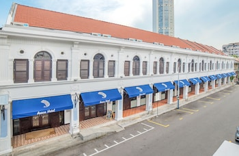 Picture of Areca Hotel Penang in Penang