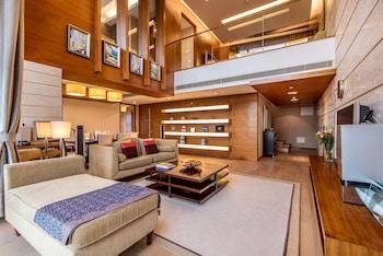 深圳深圳蛇口輝盛坊·泰格公寓的圖片