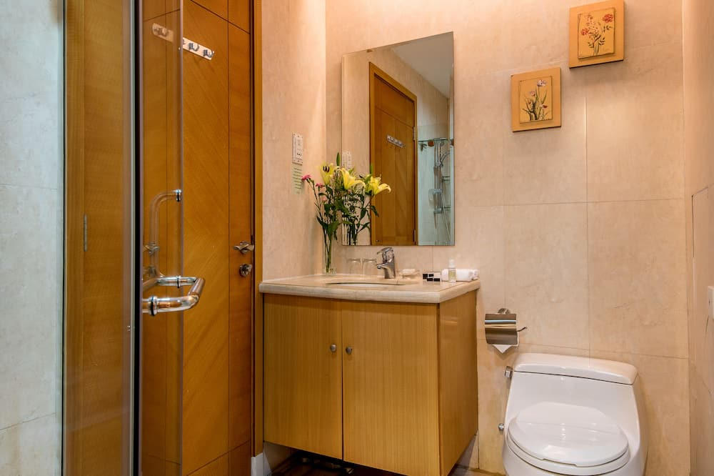 Studio, 1 chambre - Salle de bain