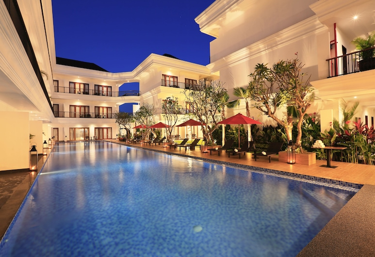 Grand Palace Hotel Sanur - Bali, Denpasara