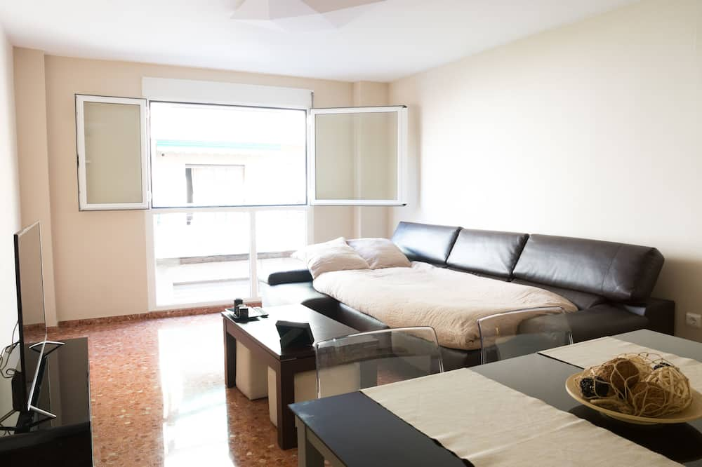Comfort-Apartment, 3Schlafzimmer - Wohnzimmer