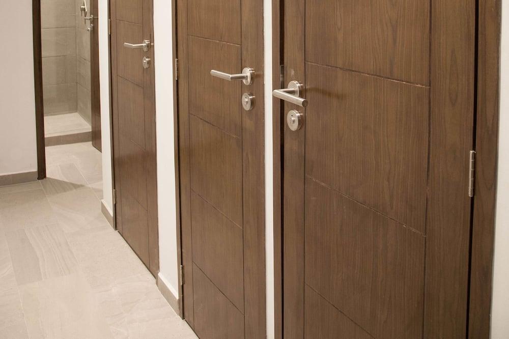 cabina comfort dormitorio mixto - Salle de bain