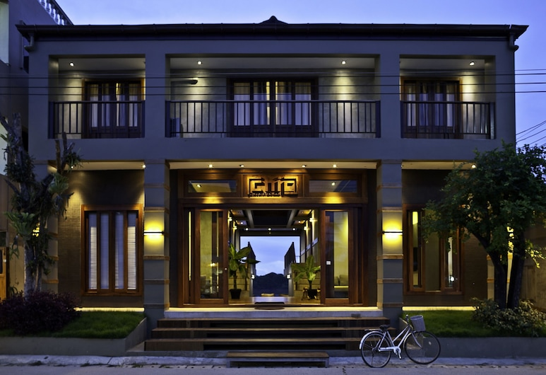 Chic Chiangkhan Hotel, Chiang Khan, Hotel Front