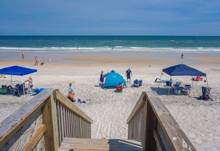 Water Music - 2 Br home by RedAwning, Holly Ridge, Strand