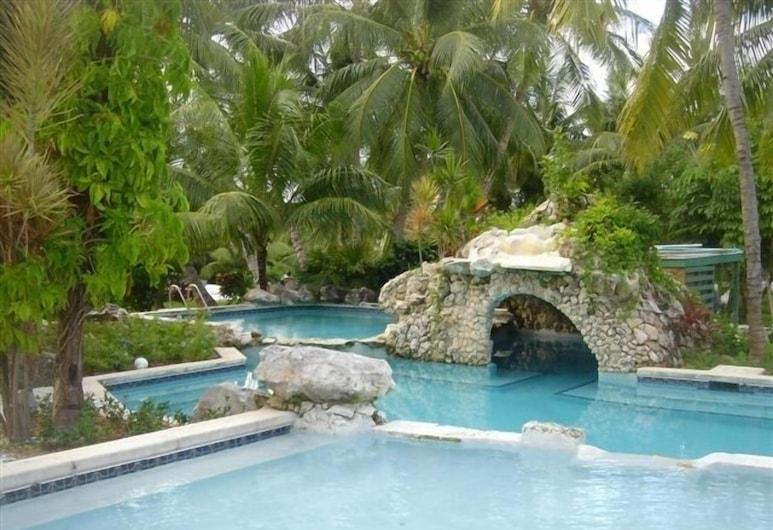 Sunrise Beach Villas - Condominio de 1 Habitación Ubicado en Beachfront Resort, Isla Paraíso, Alberca