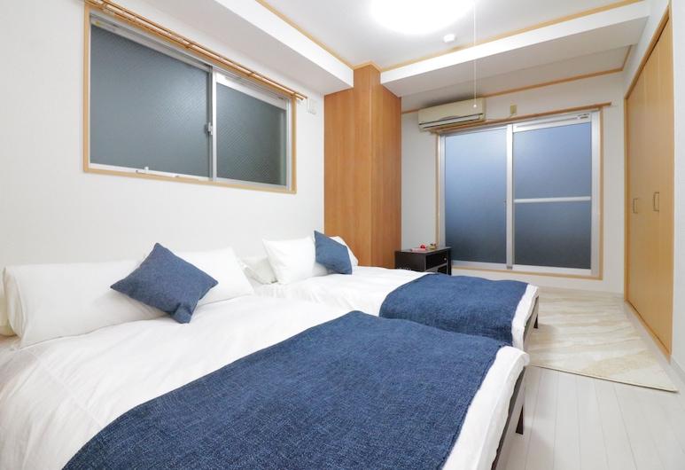 松屋町站 HG 舒適酒店 16 號, 大阪, 公寓 (MK102), 客房