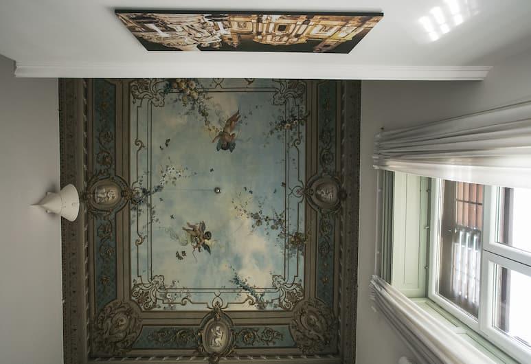 B&B Alviavai, Palerme, Chambre Triple, salle de bains privée, vue ville (Piazza San Domenico), Chambre