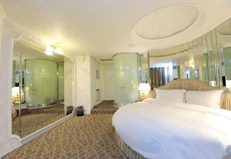 Free An Hotel, Taipei, Standaard tweepersoonskamer, Kamer